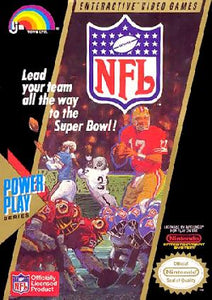NFL Football - NES (Pre-owned)