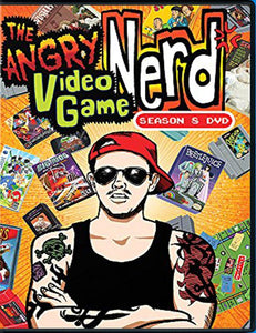 Angry Video Game Nerd Season 8 DVD