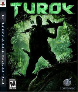 Turok - PS3 (Pre-owned)