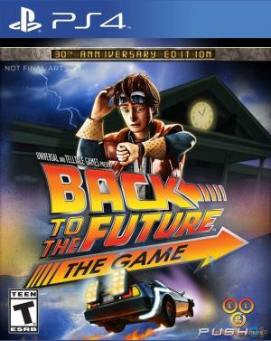 Back to the Future: The Game - 30th Anniversary - PS4