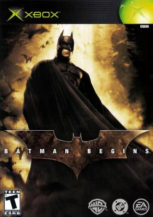 Batman Begins - Xbox (Pre-owned)