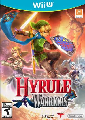 Hyrule Warriors - Wii U (Pre-owned)