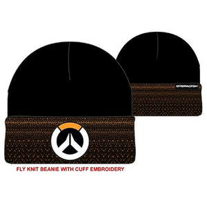 OVERWATCH - Fly Knit Embroidered Beanie