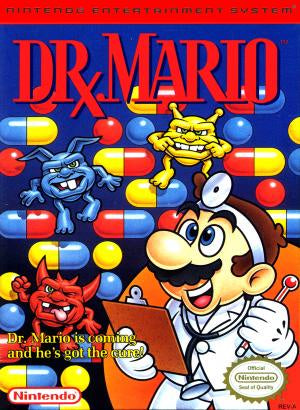 Dr. Mario - NES (Pre-owned)