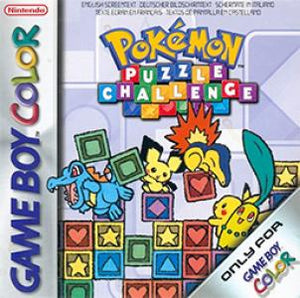 Pokemon Puzzle Challenge - GBC (Pre-owned)