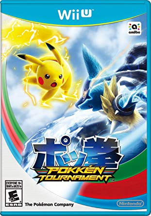 Pokken Tournament - Wii U (Pre-owned)