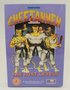 Cheetahmen II: The Lost Levels - NES