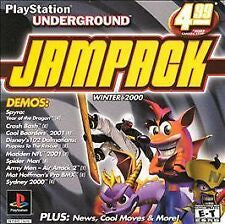 PlayStation Underground JamPack: Winter 2000 - PS1 (Pre-owned)