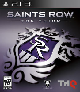 Saints Row: The Third - PS3 (Pre-owned)