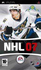 NHL 07 - PSP (Pre-owned)