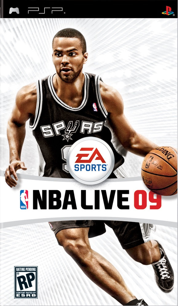 NBA Live 09 - PSP (Pre-owned)