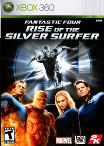 Fantastic 4 Rise of the Silver Surfer - Xbox 360 (Pre-owned)