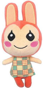 "BUNNIE ANIMAL CROSSING NEW LEAF 9"" PLUSH [LITTLE B"