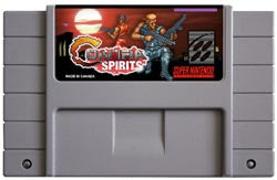 Contra Spirits (Reproduction) - SNES (Pre-owned)