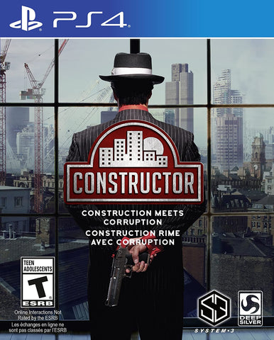 Constructor - PS4 (Pre-owned)
