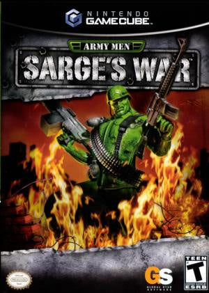 Army Men Sarge's War - Gamecube (Pre-owned)