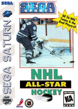 NHL All-Star Hockey - Saturn (Pre-owned)