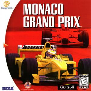 Monaco Grand Prix - Dreamcast (Pre-owned)