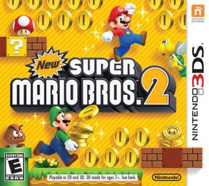 New Super Mario Bros. 2 - 3DS (Pre-owned)