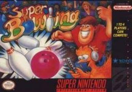 Super Bowling - SNES (Pre-owned)