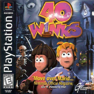 40 Winks - PS1 (Pre-owned)