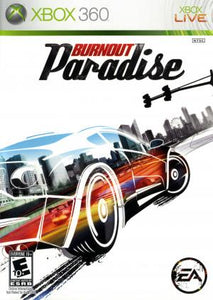 Burnout Paradise - Xbox 360 (Pre-owned)