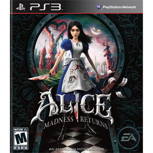 Alice: Madness Returns - PS3 (Pre-owned)
