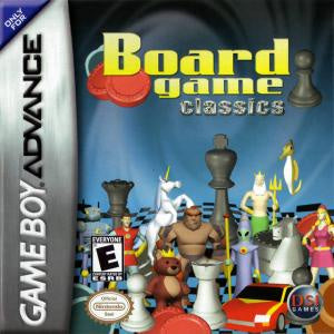 Board Game Classics - GBA (Pre-owned)