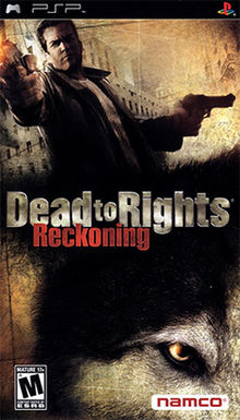Dead to Rights Reckoning - PSP (Pre-owned)