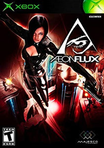 Aeon Flux - Xbox (Pre-owned)