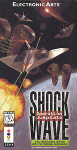 Shock Wave: Operation JumpGate (Long Box) - 3DO (Pre-owned)