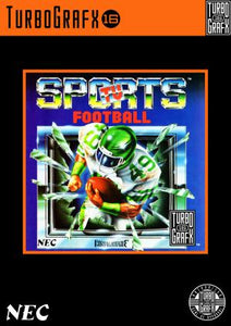 TV Sports Football - TurboGrafx-16 (Pre-owned)