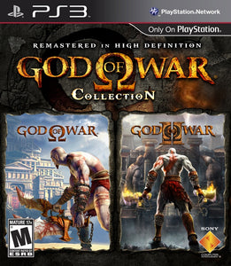 God of War Collection - PS3 (Pre-owned)