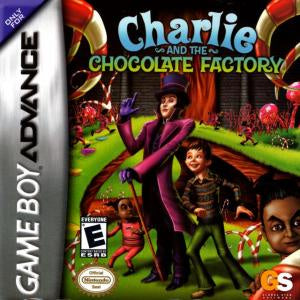 Charlie and the Chocolate Factory - GBA (Pre-owned) - GBA (Pre-owned)