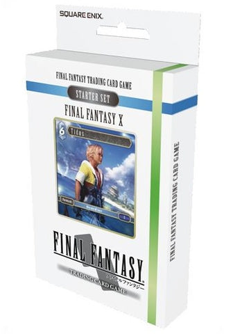 Final Fantasy TCG: Opus I Final Fantasy X Wind and Water Starter Deck