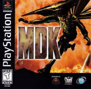 MDK - PS1 (Pre-owned)