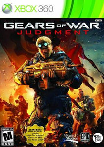 Gears of War Judgment - Xbox 360 (Pre-owned)