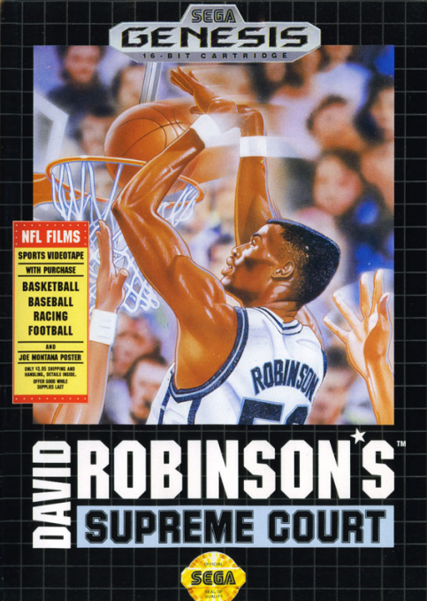 David Robinson's Supreme Court - Genesis (Pre-owned)