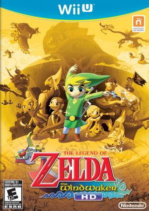 Zelda: Wind Waker HD - Wii U (Pre-owned)