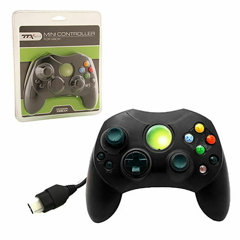 CTRL CONTROLLER WIRED S TYPE BLACK [TTX TECH] XBOX