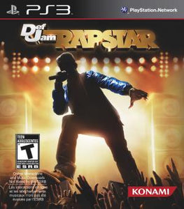 Def Jam Rapstar - PS3 (Pre-owned)