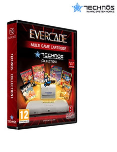 Evercade Technos Interactive Collection Cartridge Volume 1