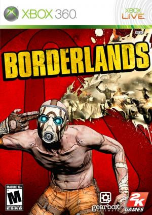 Borderlands - Xbox 360 (Pre-owned)