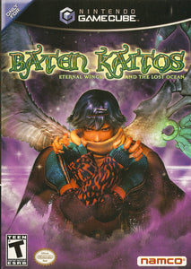 Baten Kaitos: Eternal Wings and the Lost Ocean - Gamecube (Pre-owned)