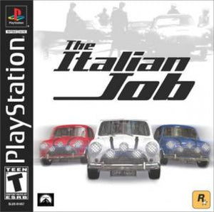 The Italian Job - PS1 (Pre-owned)