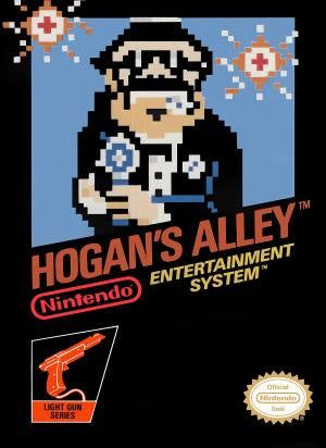 Hogan's Alley - NES (Pre-owned)
