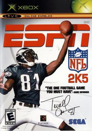 ESPN NFL 2K5 - Xbox (Pre-owned)