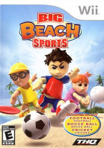 Big Beach Sports - Wii (Pre-owned)