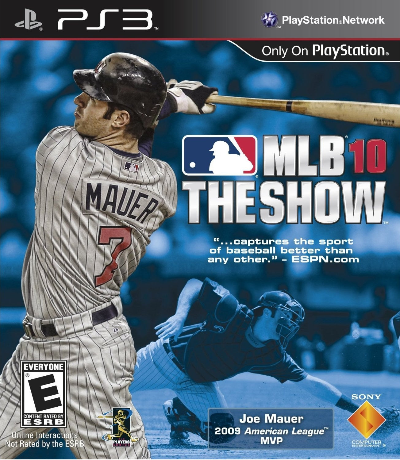 MLB 10 The Show - PS3 (Pre-owned)