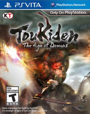 Toukiden: The Age of Demons - PS Vita (Pre-owned)
